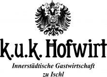 kuk Hofwirt Schriftzug