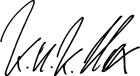 kukMax Unterschrift